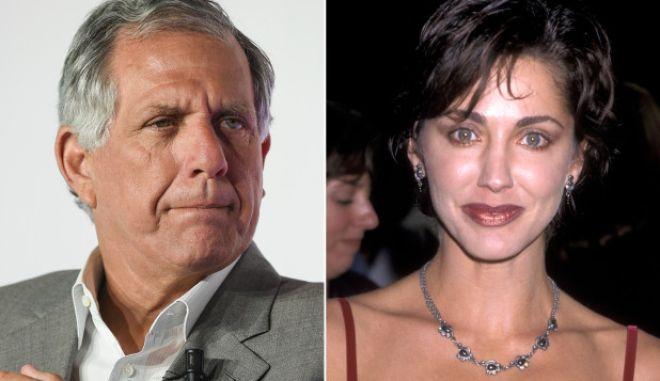 Ηθοποιός: Ο πρόεδρος του CBS με εξανάγκασε σε στοματικό έρωτα με βία