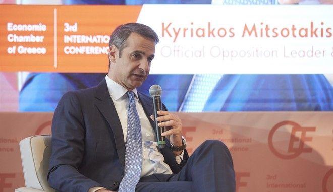 Μητσοτάκης: Δε μετανιώνω που απάντησα στον Τσίπρα χθες, άσκησα πολιτική κριτική