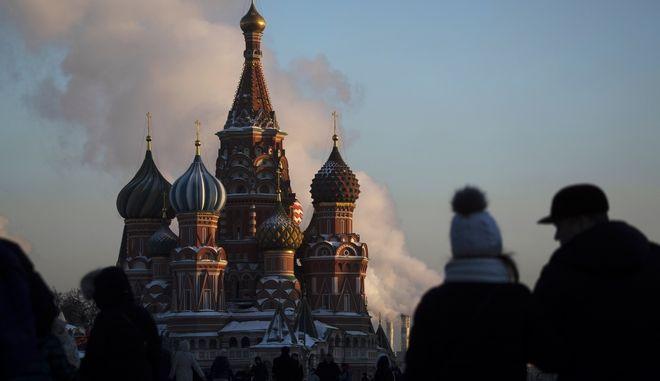 Μόσχα, Κόκκινη πλατεία