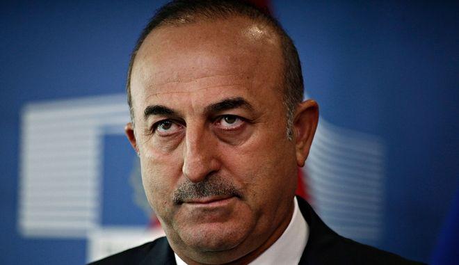 Ο ΥΠΕΞ της Τουρκίας, Μελβούτ Τσαβούσογλου