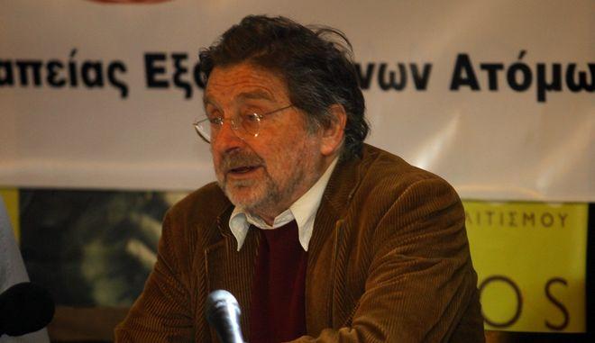 Ο ομότιμος καθηγητής στο LSE Νίκος Μουζέλης