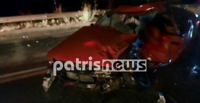 Ένας άνδρας έχασε τη ζωή του, σε τροχαίο δυστύχημα, το οποίο σημειώθηκε το βράδυ της Πέμπτης, στην Ε.Ο Πατρών - Πύργου.