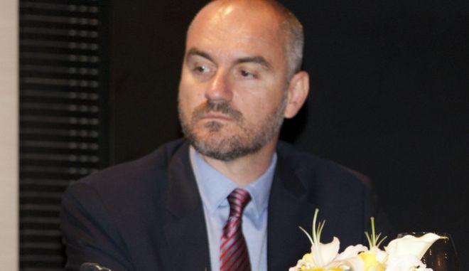 Ο πρόεδρος του Συνδέσμου Βιομηχανιών Βορείου Ελλάδος (ΣΒΒΕ), Αθανάσιος Σαββάκης