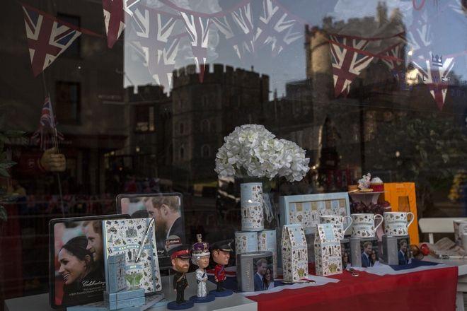 Αναμνηστικά με τον Πρίγκιπα Χάρι και τη Μέγκαν Μαρκλ