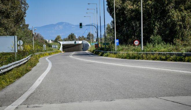 Αυτοκινητόδρομος στο Άκτιο