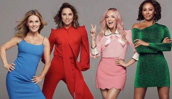 Είναι επίσημο: Οι Spice Girls ξεκινούν περιοδεία, αλλά κάποια θα λείπει