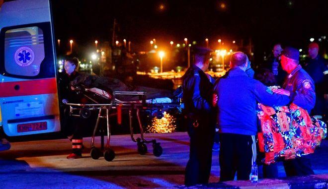 Νεκρός ανασύρθηκε 14χρονος στον Ισθμό της Κορίνθου, μετά από πτώση του στο κανάλι κάτω από αδιευκρίνιστες συνθήκες