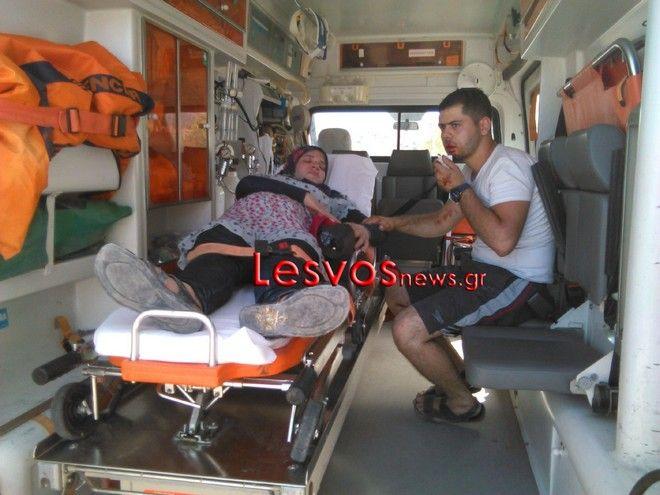 Εξέγερση και αιματηρές συμπλοκές μεταξύ μεταναστών στη Μυτιλήνη