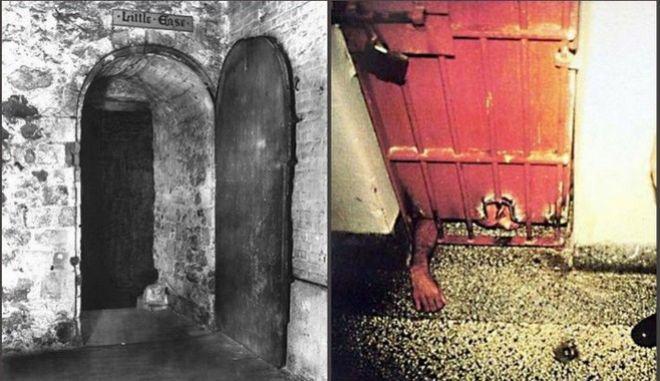 Μηχανή του Χρόνου: Τα πιο ακραία βασανιστήρια σε φυλακές
