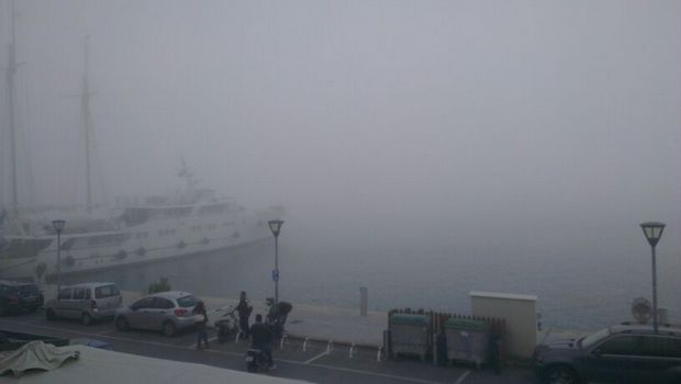 Πυκνή ομίχλη
