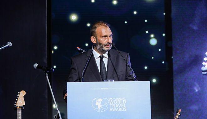 Ο Πάνος Παλαιολόγος, Ιδρυτής και Πρόεδρος της Hotel Brain