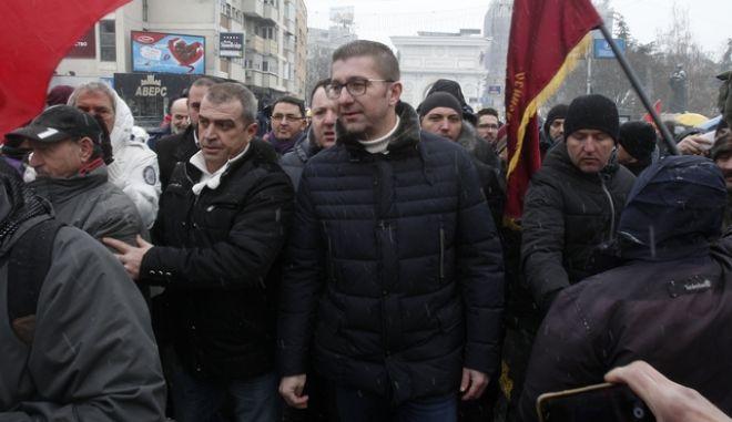 Ο Κρίστιαν Μικόσκι