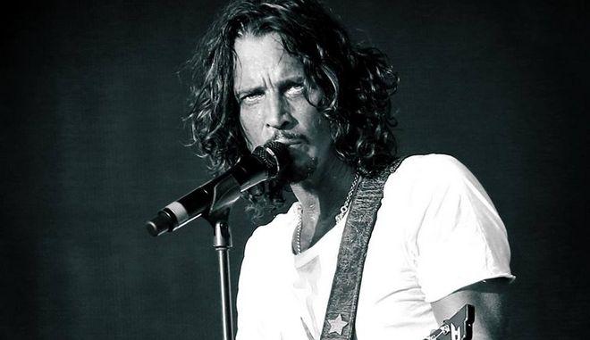 Chris Cornell ο τραγουδιστής των Soundgarden