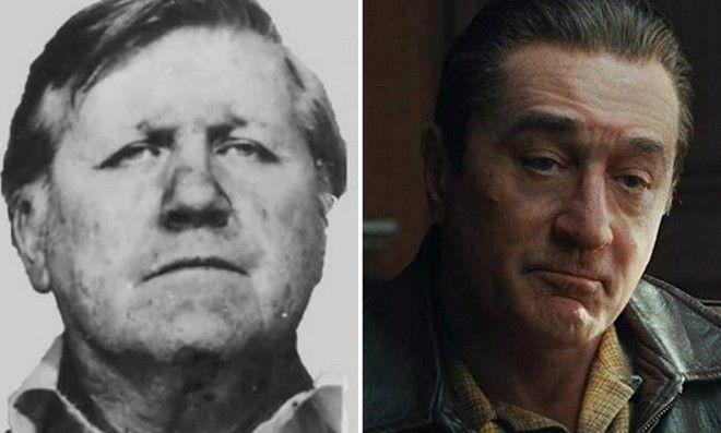 Irishman: Αυτά είναι τα αληθινά πρόσωπα που παρουσιάζει στην ταινία του ο Σκορσέζε