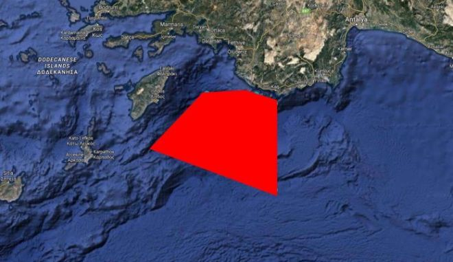 Οι Τούρκοι εξαφανίζουν το Καστελόριζο