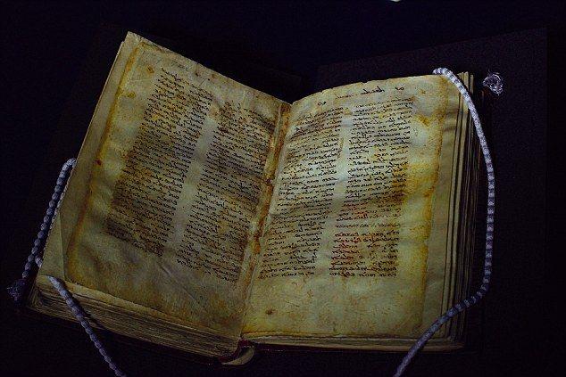 British Library Manuscript Number 17,202: A Lost Gospel? Photo credit: Associated Producers Ltd. From book: The Lost Gospel. 01-manuscript Image 2.tif