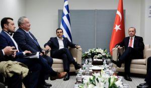 Ο Ερντογάν κάλεσε τον Τσίπρα να επισκεφθεί την Κωνσταντινούπολη