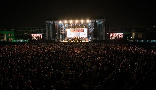 Clutch στο Release Athens Festival