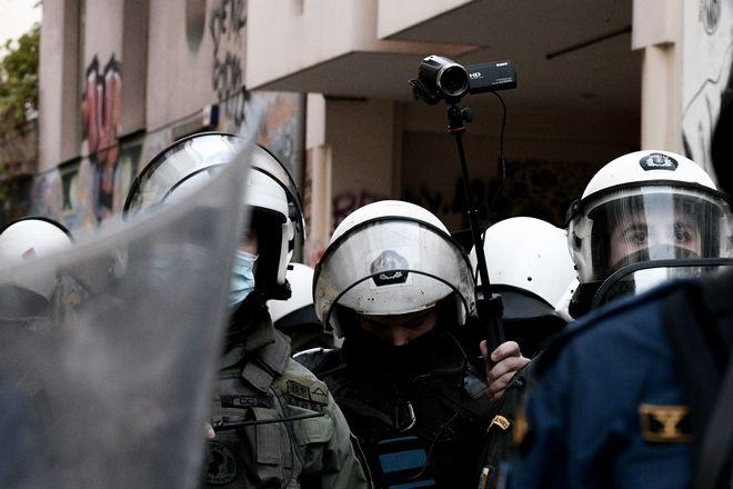 Χρήση ηλεκτρονικής κάμερας καταγραφής από την ΕΛ.ΑΣ.