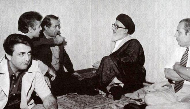 35 χρόνια από την ισλαμική επανάσταση