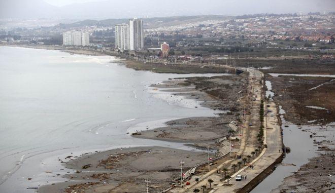 Ισχυρός σεισμός 6,9 Ρίχτερ στη Χιλή