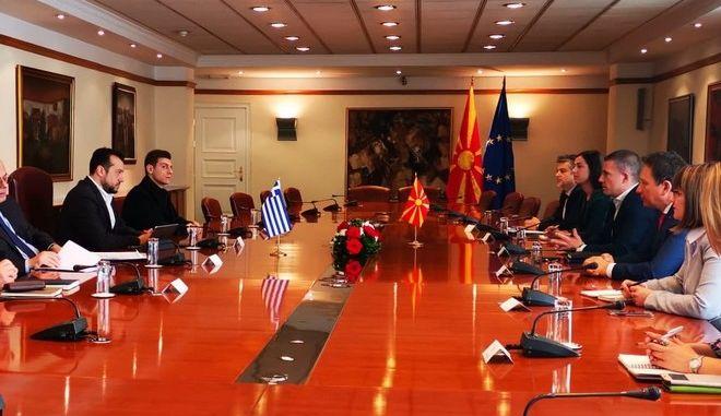 Η Βόρεια Μακεδονία μειώνει τις χρεώσεις περιαγωγής