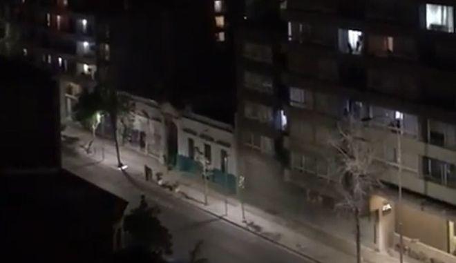Χιλή: Σοπράνο σπάει τη σιωπή
