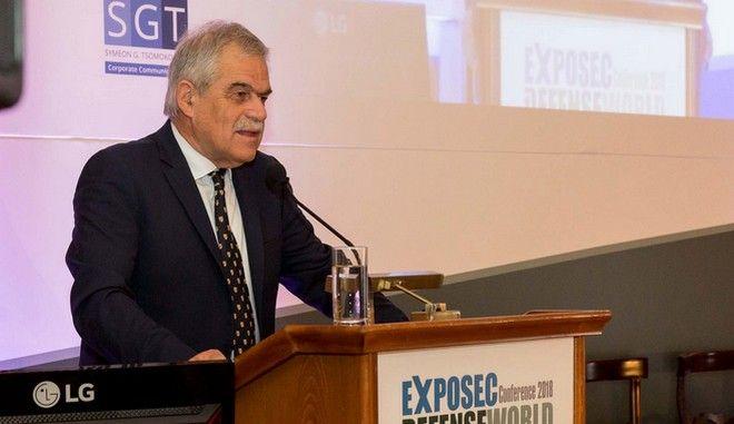 Ο Αναπληρωτής Υπουργός Προστασίας του Πολίτη Νίκος Τόσκας