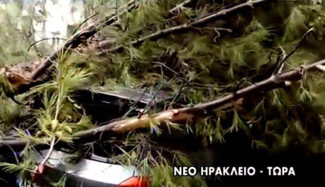 Κακοκαιρία: Τι είναι η γραμμή λαίλαπας που σάρωσε την ανατολική Ελλάδα