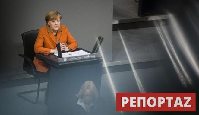 Βουλευτές της Μέρκελ: Αν θέλετε, φύγετε, δεν θα σας αφήσουμε να πεθάνετε
