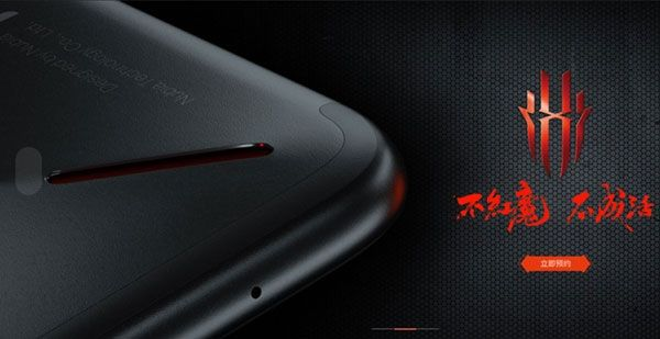 Nubia Red Magic: Αυτό είναι το gaming smartphone της ZTE