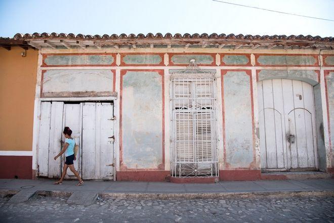 Σπίτια στο Τρινιδάδ, Κούβα