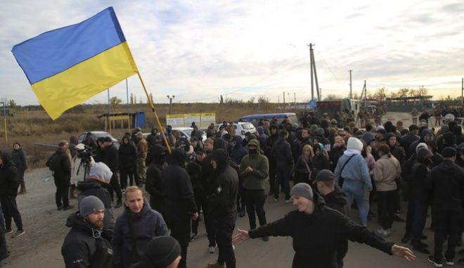 Φωτό αρχείο από την Ουκρανία