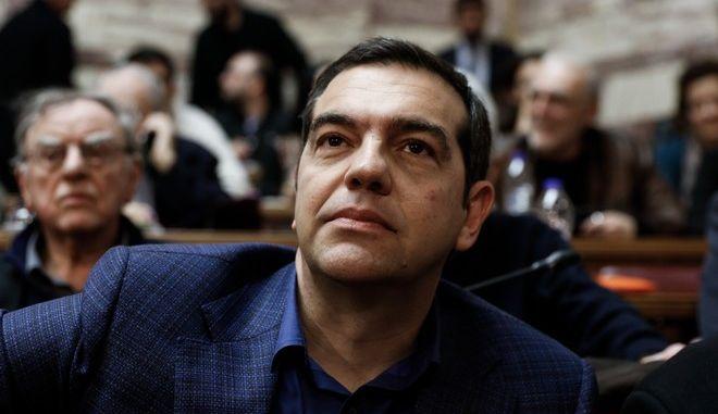 Ο Αλ. Τσίπρας