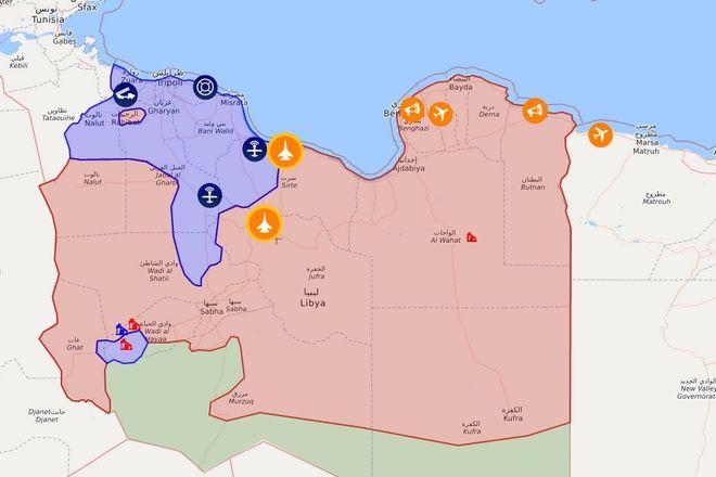 Λιβύη: Ο ρυθμιστής Ερντογάν, η ετοιμοπόλεμη Αίγυπτος και η Μουσουλμανική Αδελφότητα