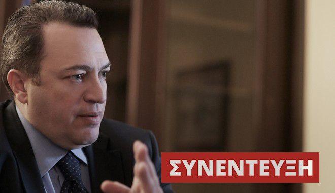 Στυλιανίδης: Όποιος δεν είναι καραμανλικός στη Ν.Δ να το πει κι ας πάει μετά στη βάση