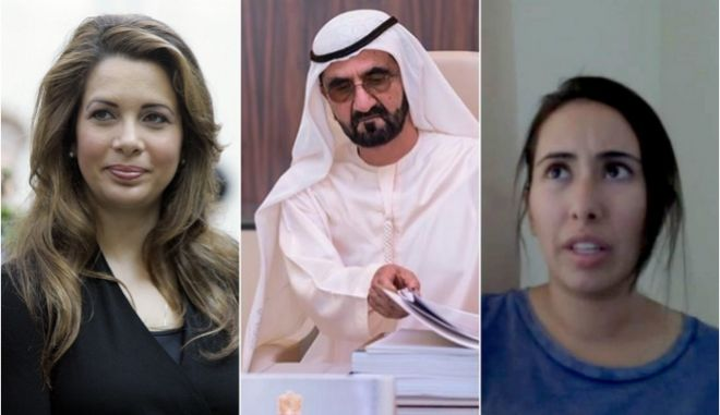 """Ντουμπάι: Το θρίλερ με τη γυναίκα του σεΐχη και η """"εξαφανισμένη"""" κόρη"""