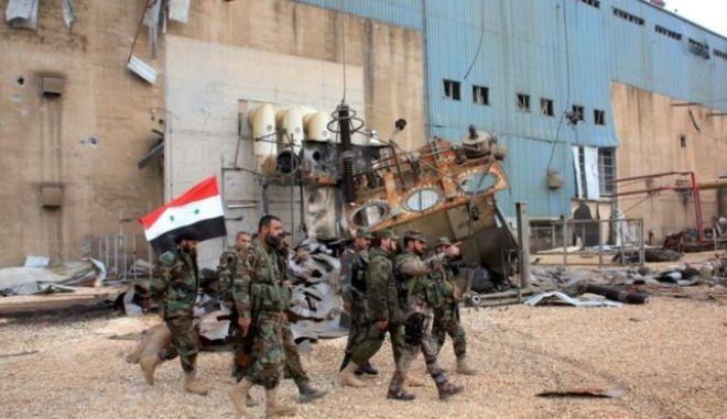 Αποδέχονται τους όρους της εκεχειρίας οι περισσότερες ένοπλες οργανώσεις της Συρίας