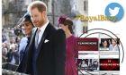 Ο πρίγκιπας Χάρι και η Μέγκαν Μάρκλ και η αντίδραση των ταμπλόιντ στην είδηση για το νέο μέλος της βασιλικής οικογένειας