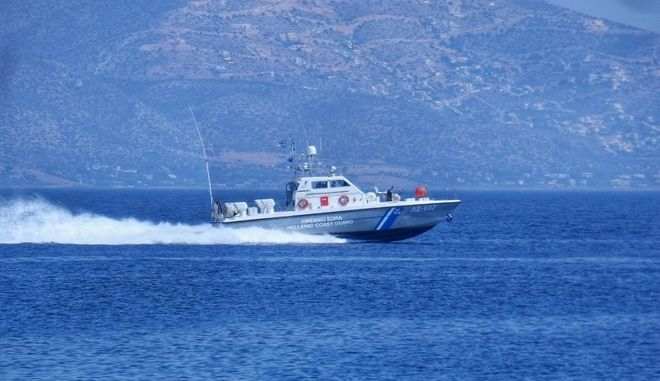 Περιπολικό σκάφος του Λιμενικού Σώματος - Ελληνικής Ακτοφυλακής