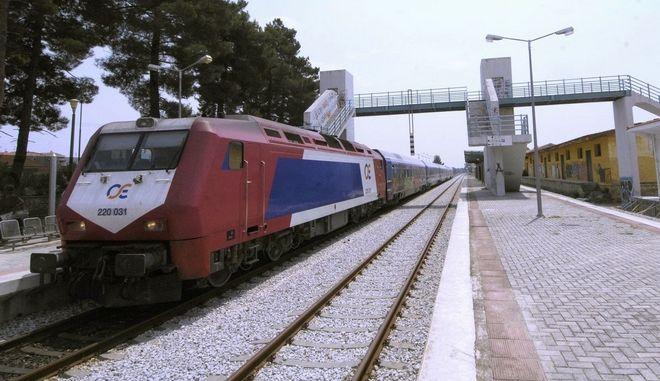 Ηλεκτροκίνητος γίνεται ο σιδηρόδρομος από Θεσσαλονίκη έως Ειδομένη