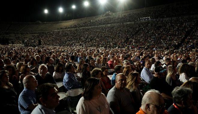 Συναυλία στο Παναθηναϊκό Στάδιο