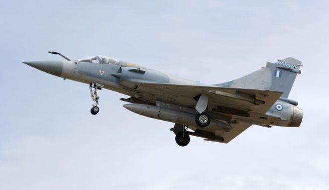 Πτώση Mirage στη Σκύρο: Θρήνος στην Πολεμική Αεροπορία - Νεκρός ο 34χρονος πιλότος