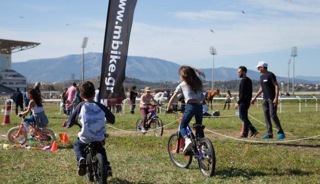 Κούλουμα στο Markopoulo Park με δωρεάν διασκέδαση για όλη την οικογένεια
