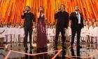 Rising Star: Μάστορας και Ρέμος τραγουδούν Lennon και όλοι μαζί George Michael