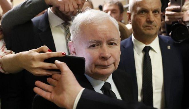 Ο Γιάροσλαβ Κατσίνσκι