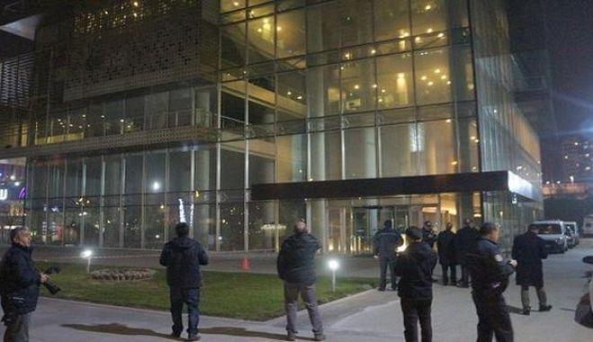 Επίθεση ενόπλων στα γραφεία της εφημερίδας Hürriyet στην Άγκυρα