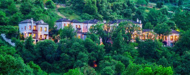 Aristi Mountain Resort & Villas:Το μοναδικό Ευρωπαϊκό ξενοδοχείο που διεκδικεί διεθνές βραβείο