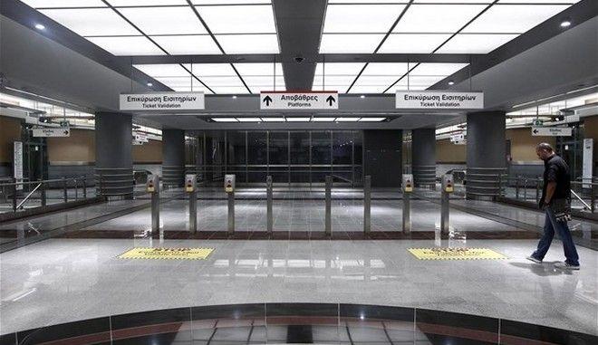 Παραδίδεται έως την άλλη Παρασκευή η νέα επέκταση του Μετρό έως το Χαϊδάρι