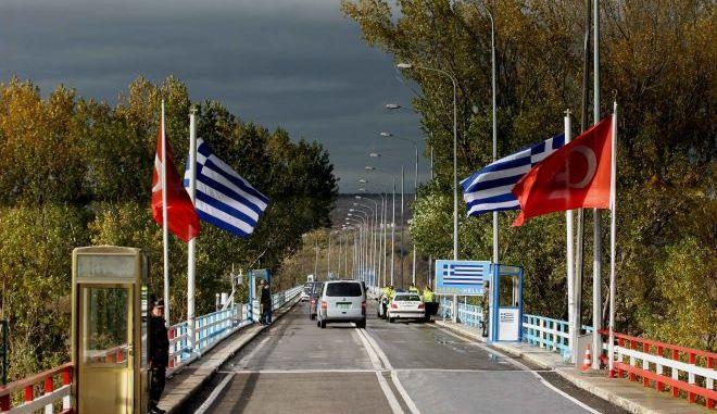 Τα σύνορα Ελλάδας - Τουρκίας στον Έβρο
